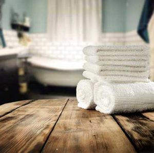 vacation linen towel rental