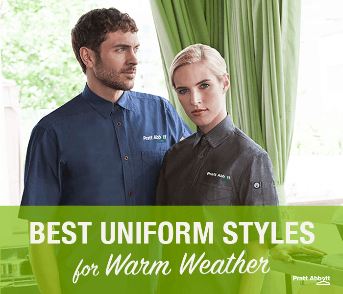 Best Uniform Styles for Warm Weather