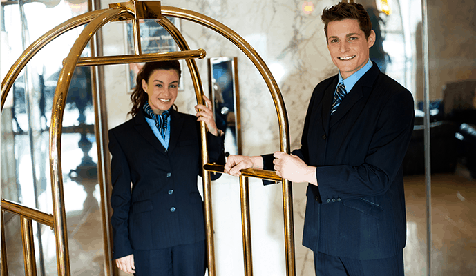 Hotel Uniform Rental