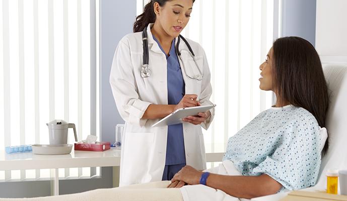 Healthcare Uniforms and Patient Wear