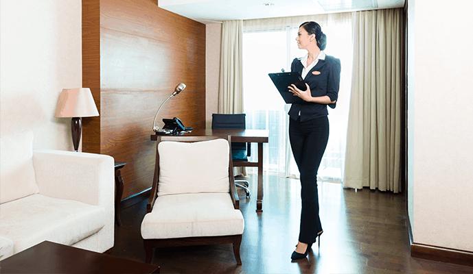 Housekeeping Uniform Rental
