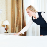 Hotel Housekeeping Uniform Rental