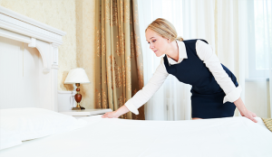 Hotel Housekeeping Uniform Rental
