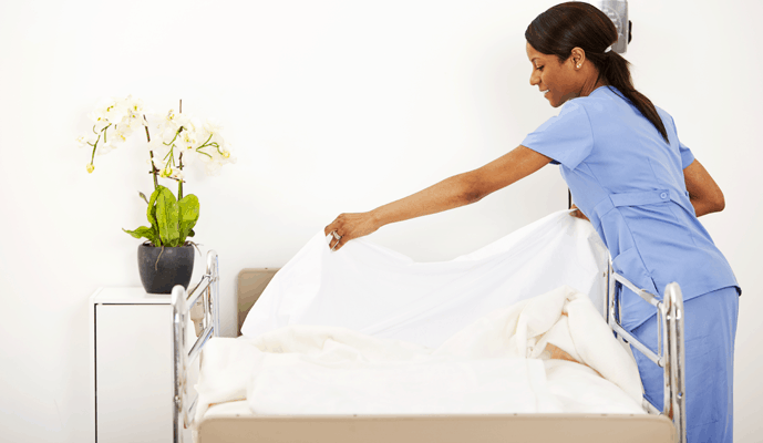 Healthcare and Medical Linen Rental