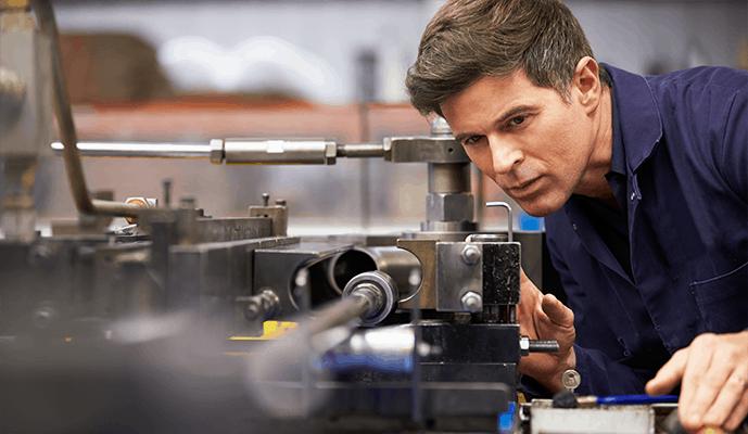 Manufacturing Uniform Rental