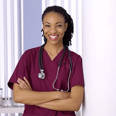 healthcare uniform rental