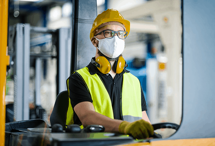 manufacturing PPE safety gear