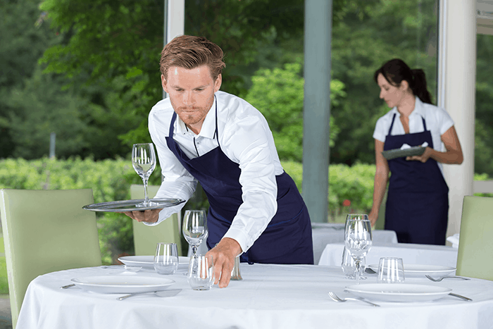 restaurant linen service