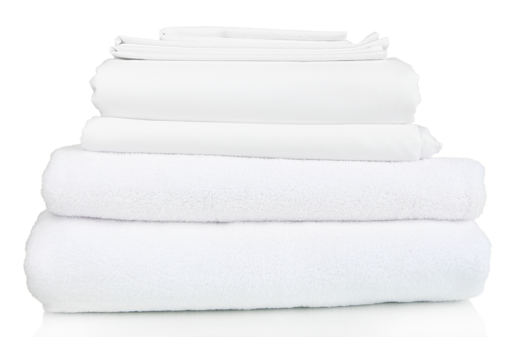 sheet towel set rental