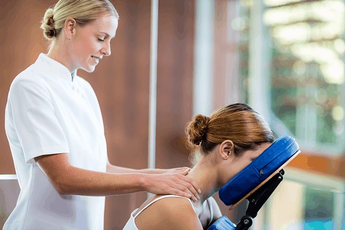 spa and fitness uniforms