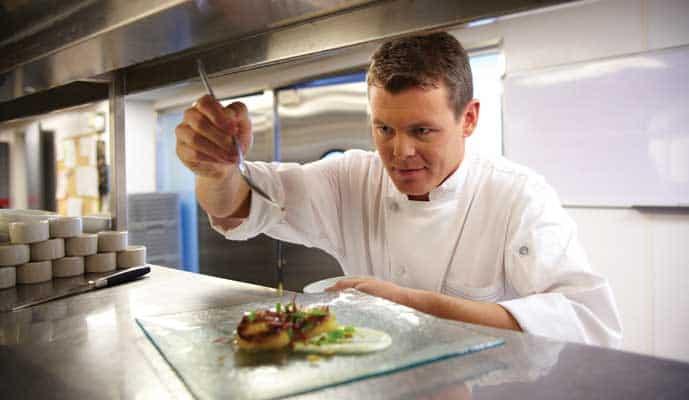 chef wear rental