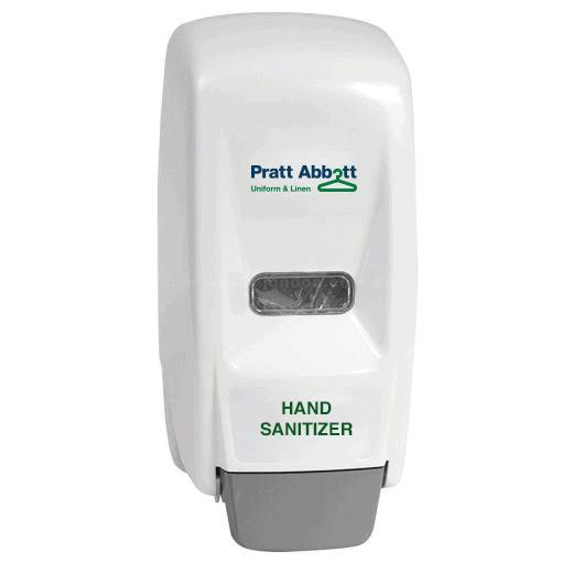 Wall sanitizer